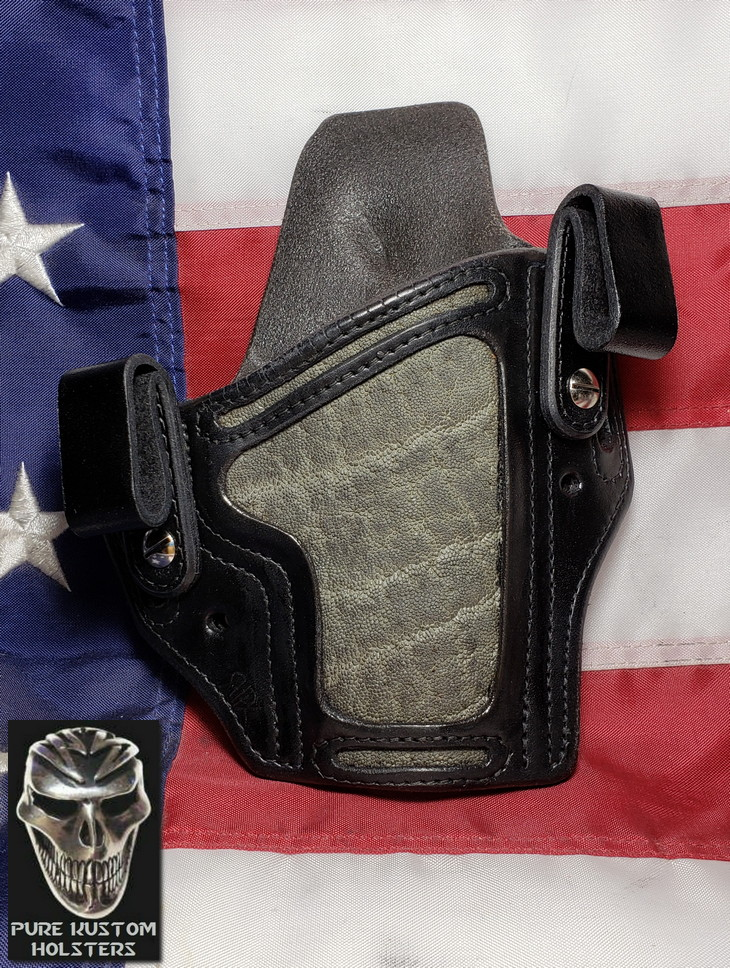 STI_holsters_1911_4.0_Grey_Elephant_Hide_Black_by_Pure_Kustom1