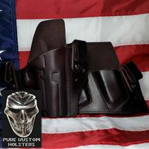 Pure_Kustom_Holsters_STI_DVC_CARRY_DUAL_MAG_POUCH_COMBO_Black_Cherry