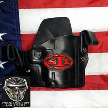 Pure_Kustom_Holsters_STI_DVC_CARRY_Tooled_painted_1