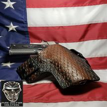 STI_holsters_5_1911_non_railed_Dragon_Skin_custom_Lt_Brown_to_Black_Marble_by_Pure_Kustom_002