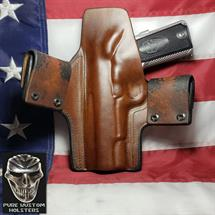 STI_holsters_5_1911_non_railed_custom_Lt_Brown_to_Black_Marble_by_Pure_Kustom_004b